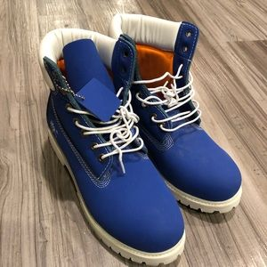 956b06755a4 Timberland Shoes - BRAND NEW CUSTOM - Timberland Boots